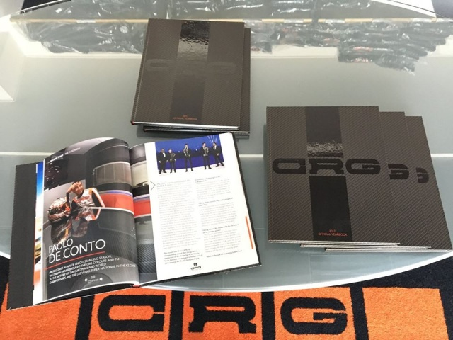 Season 2017 by CRG in a yearbook