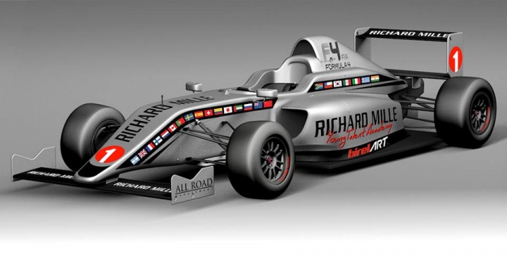 Go back Share Richard Mille Young Talent Academy