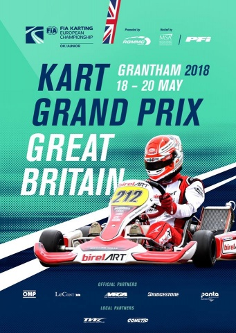 Kart Grand Prix Great Britain - Preview