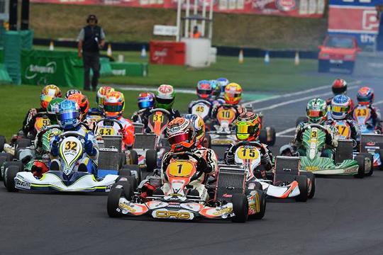 Verstappen hard to match at PFI