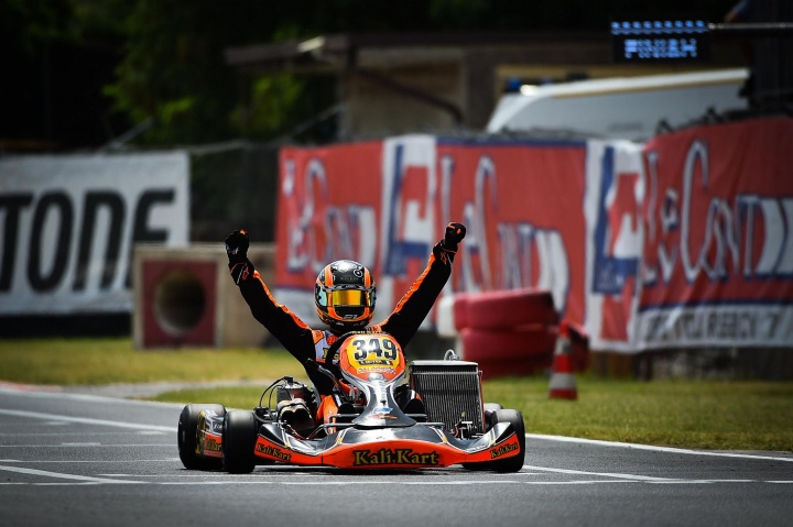 CIK FIA - Emilien Denner: «I feel confident for the World Cup»