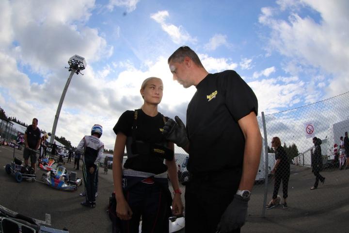 Women of Karting - Cecilia Hedqvist