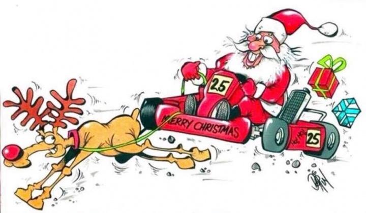 Happy holidays from Vroom!