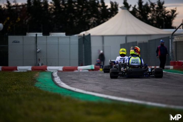 WSK Champions Cup 2019 - Saturday Report