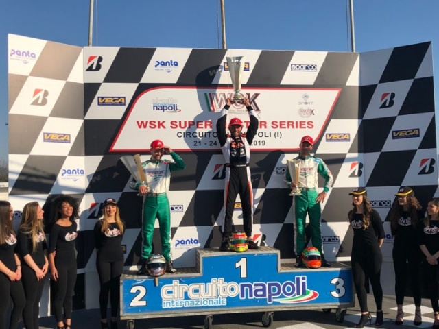 WSK Super Master Series - Sarno, Finals