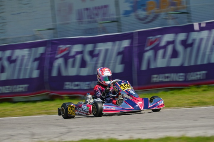 Kosmic towards England for the second round of the European Championship for OK and OKJ.