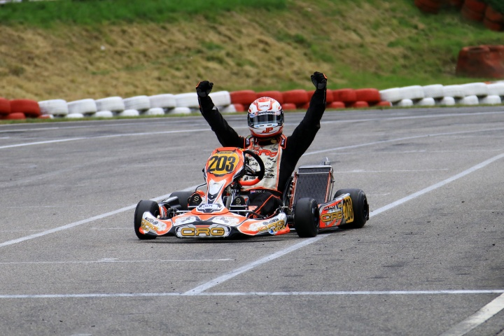 CRG, a lot of victories in Germany!