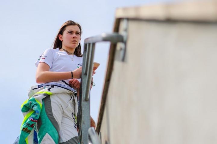 Lola Lovinfosse and Manetti Motorsport making gains at FIA European Championship
