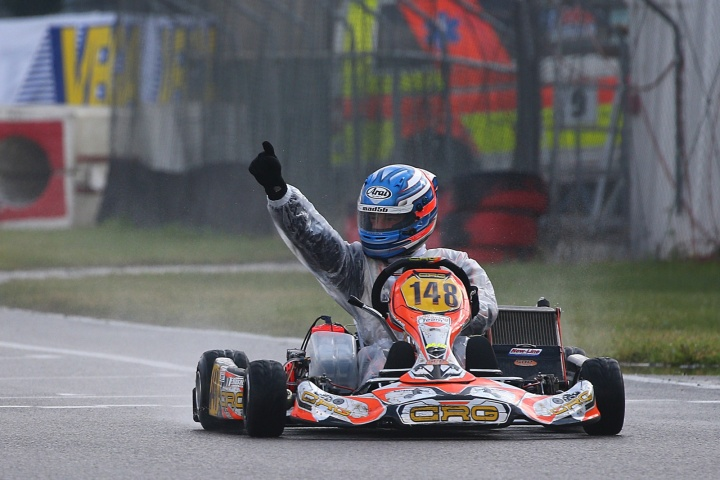 CRG, WINNING PERFORMANCES 	AT THE ITALIAN CHAMPIONSHIP