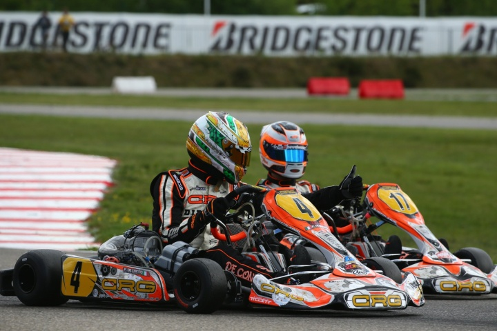 CRG HEADING TO SPAIN FOR THE THIRD ROUND OF THE EUROPEAN CHAMPIONSHIP
