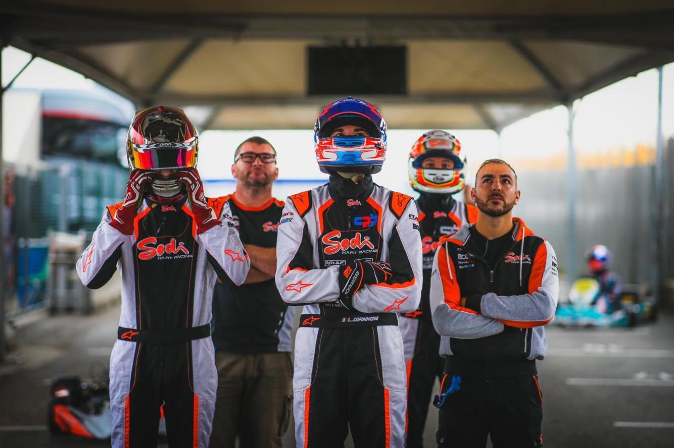 FIA World Lonato, KZ / KZ2 / Academy - Qualifications