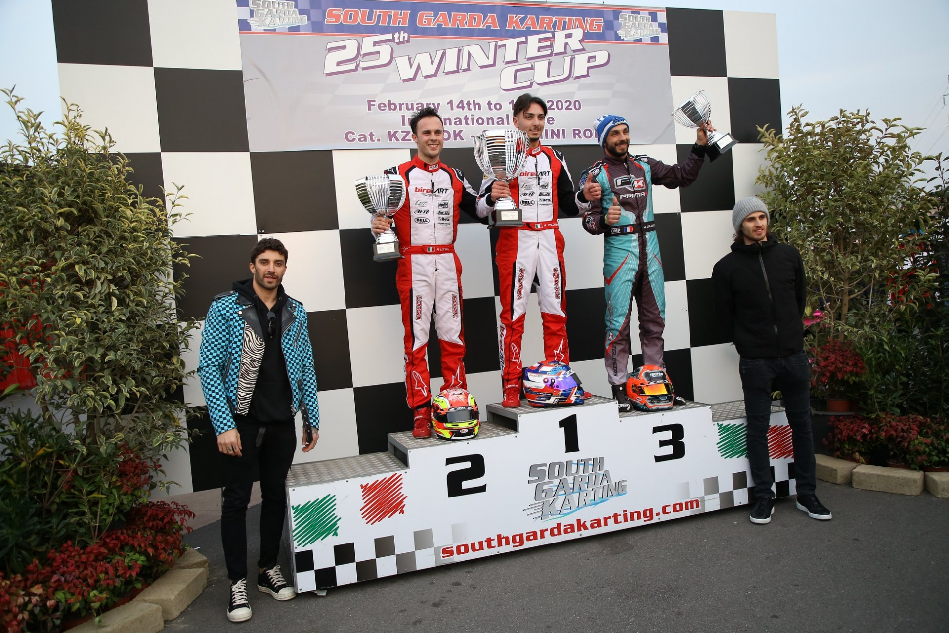 Winter Cup, Finals - Palomba, Turney, Stenshorne and Al Dhaheri triumph