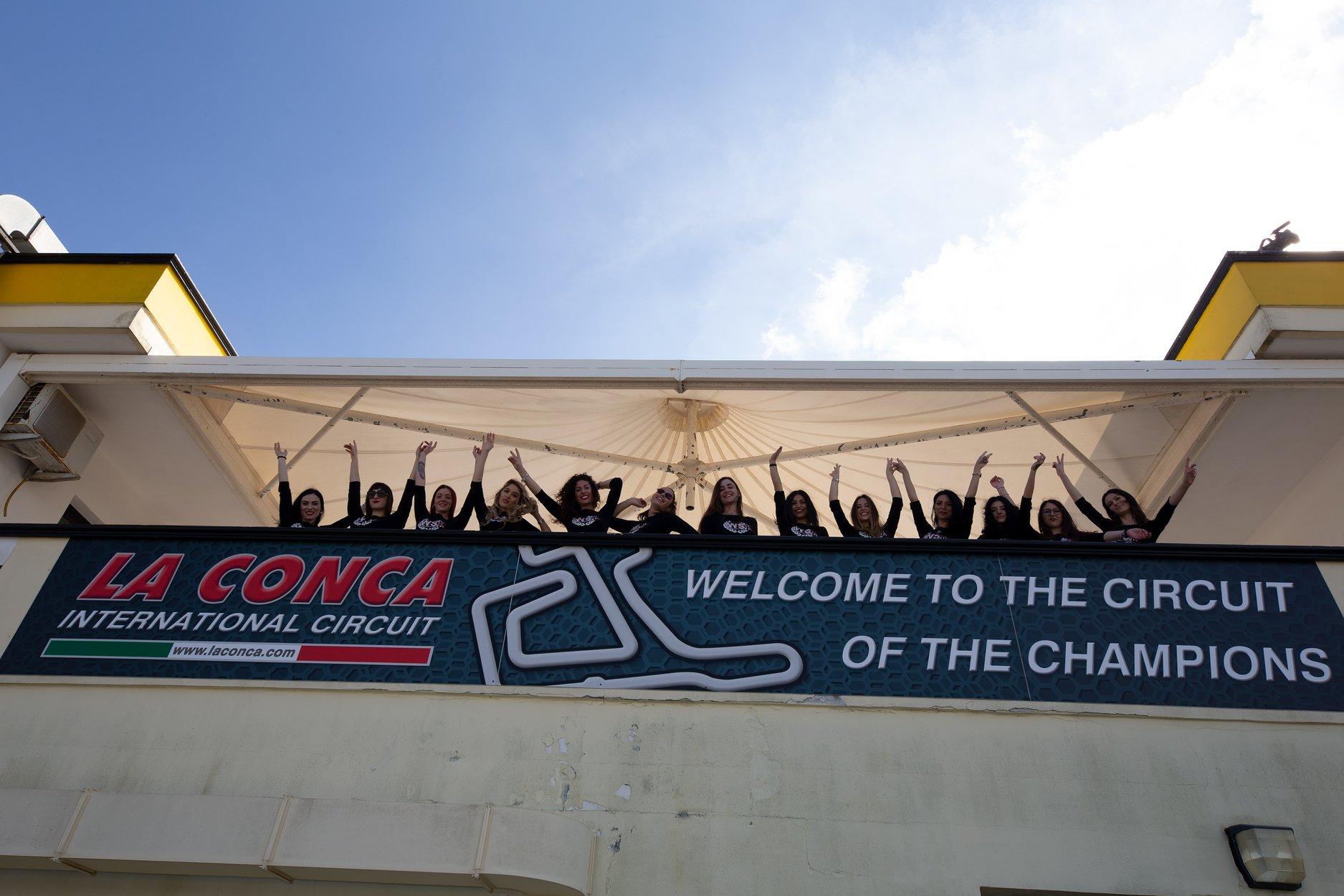 WSK Super Master Series, La Conca appointment postponed