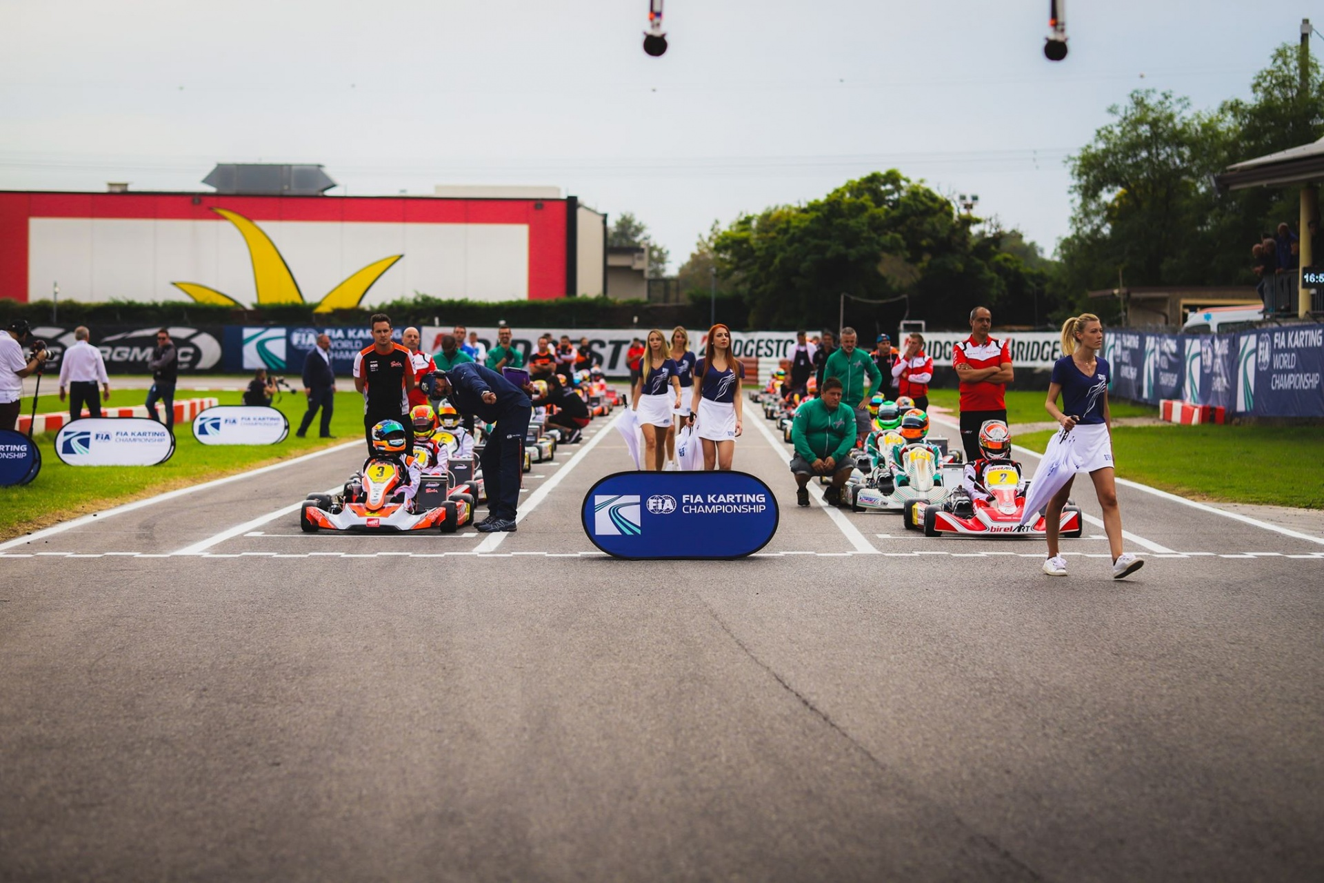 FIA Karting postpones the start of the European Championship, Zuera and Lonato rescheduled to this summer