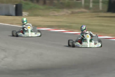 Ardigò and Camponeschi fight for the KZ World title