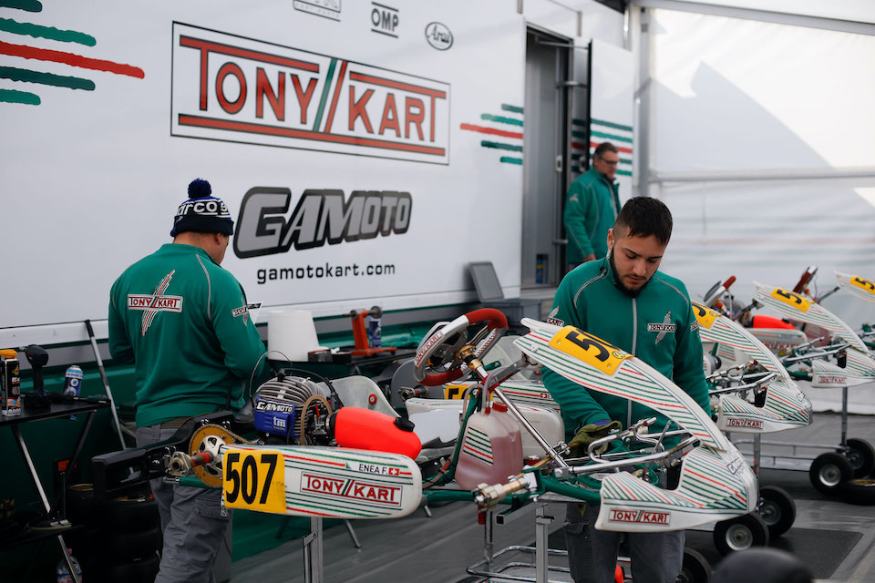 Gamoto Kart and Ludovico Busso together for the second half of 2020