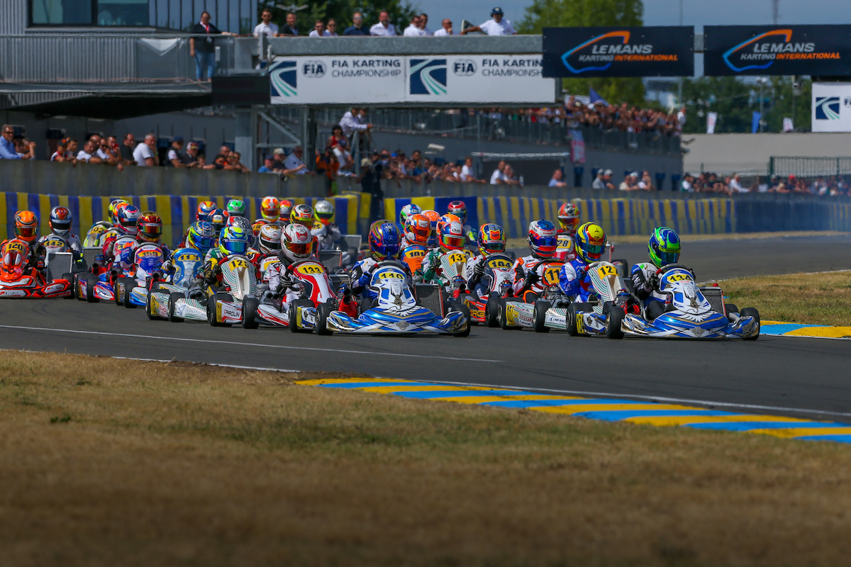 FIA Euro, Le Mans: Sunday - Video