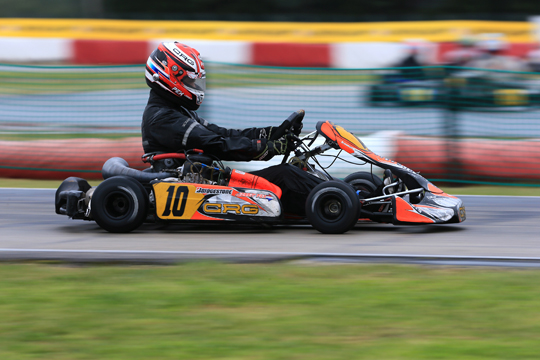 CRG: FORE' AND PEX CLOSE TO THE PODIUM IN KZ2 AT THE WSK CHAMPIONS CUP