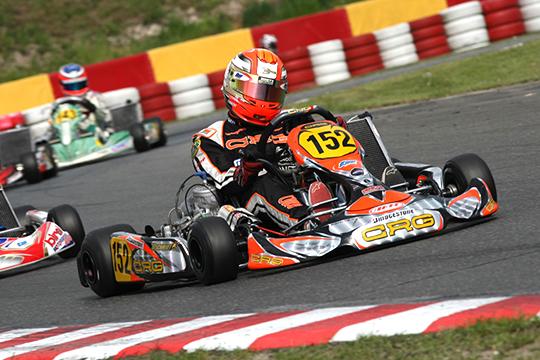 KZ2 Negro and Zanchetta. Pex is the fastest in KZ