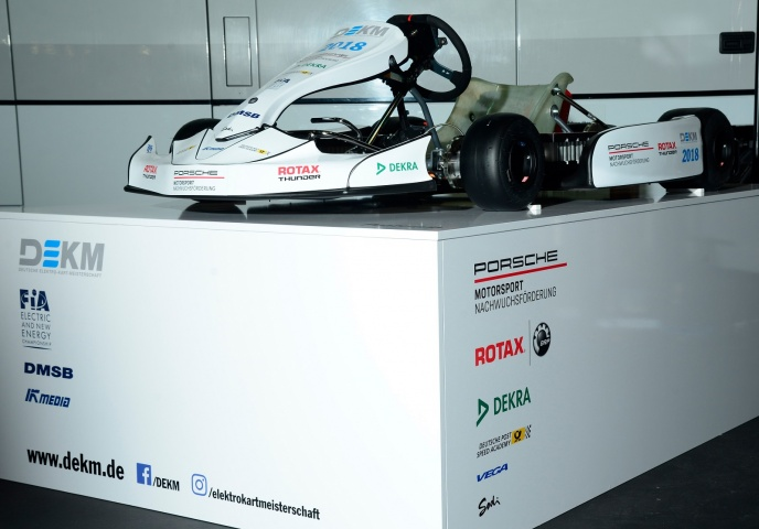 Young motorsport talents racing into the future