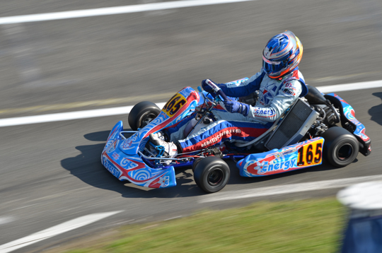 First session of heats in KZ2