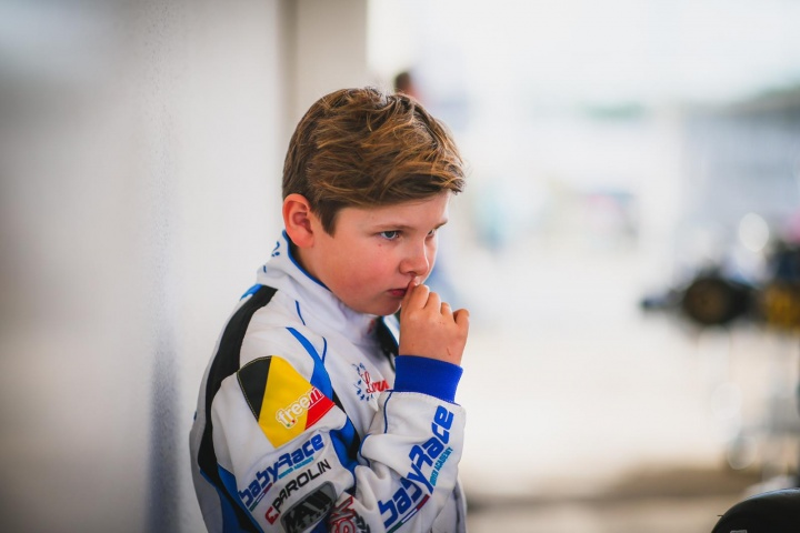 Tom Braeken ready for Sarno's double challenge