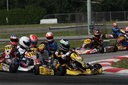 Campionato Italiano Karting, round #1
