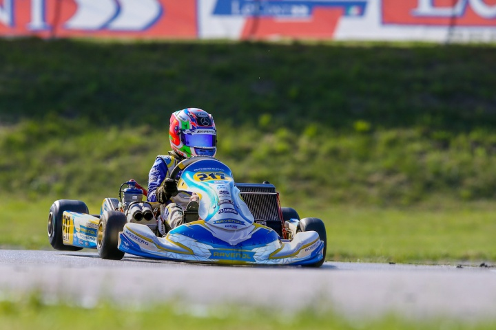WSK Euro Series: Al Dhaheri, Antonelli and Travisanutto champions