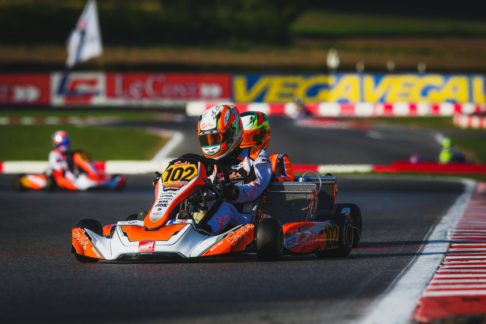 FIA World Lonato, KZ/KZ2/Academy - Heats