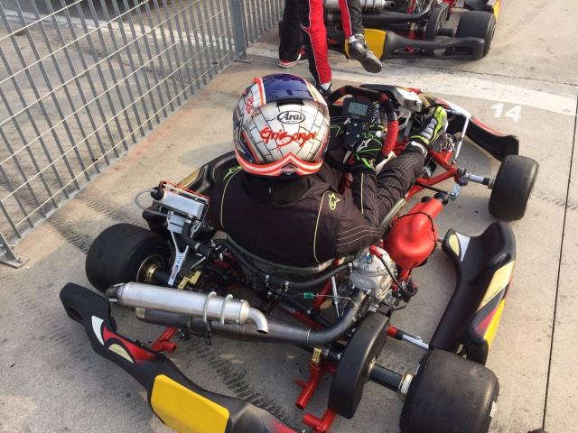 IVAN GRIGORIEV SET FOR A FULL SEASON COMMITMENT WITH DR RACING KART TEAM AND THE iFAST MANAGEMENT SUPPORT