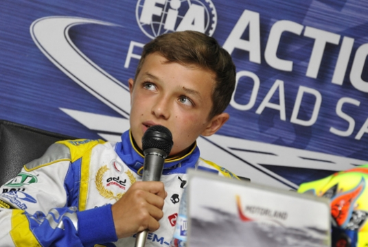 The new stars of international Karting at the European Championship in Alcaniz