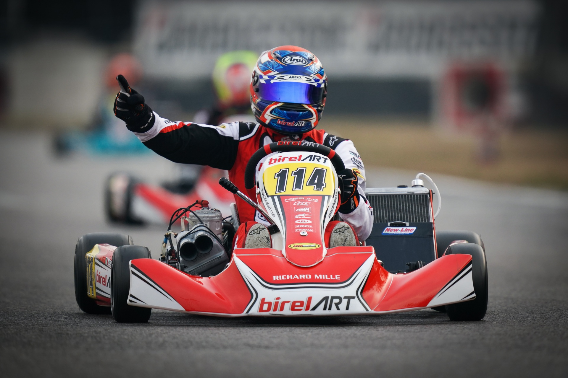Double win at the Winter Cup