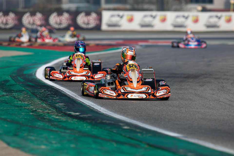 Weekend of comebacks for Forza Racing in Adria