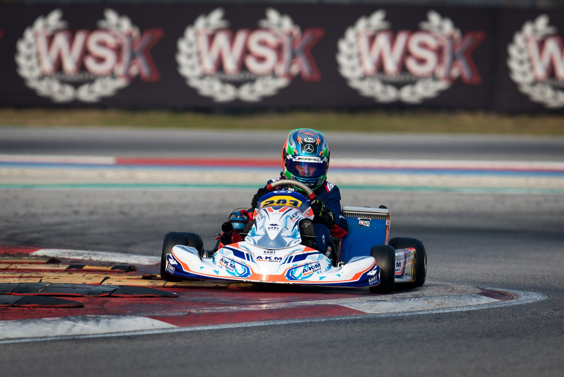 WSK Champions Cup - Qualifying