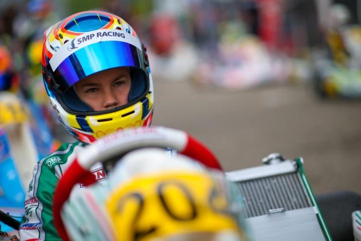 FIA Euro - Genk, heats