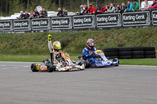 CRG, SPECTACULAR MAIDEN VICTORY  FOR JORDON LENNOX-LAMB IN DD2
