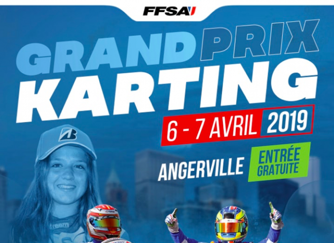 """FFSA - Several """"internationals"""" in the Angerville stage"""