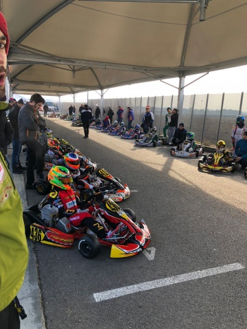 23rd Winter Cup - Qualifying Mini Rok