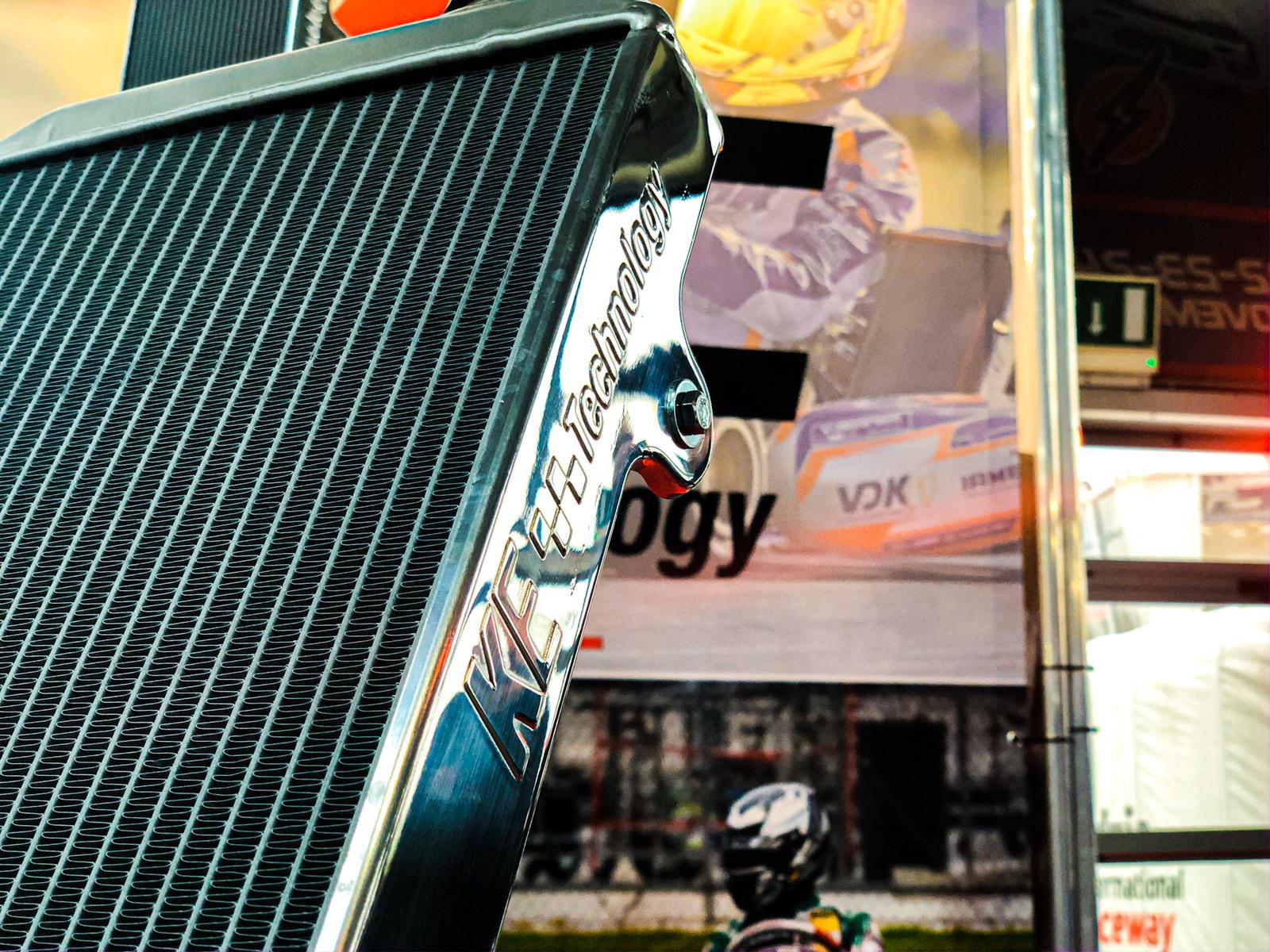 KE Technology, the 30mm radiator already on the market