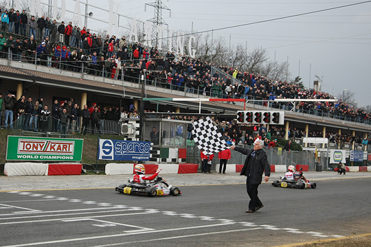 230 DRIVERS ENTERED IN THE 19. WINTER CUP OF LONATO