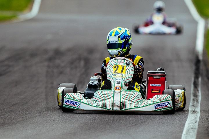 Blomqvist joins KSM Schumacher for last races of 2017
