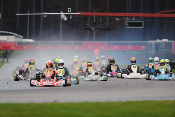 Important Prize in BNL Karting Series