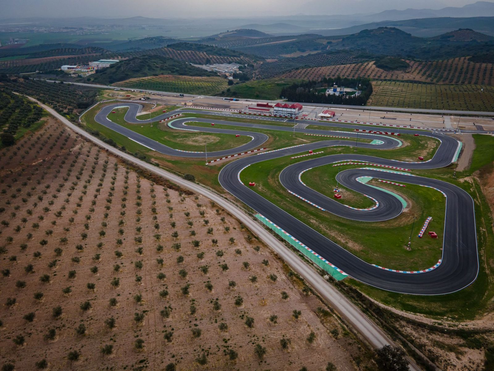 Official: The Campillos circuit will host the FIA Karting OK and OKJ World Championship!