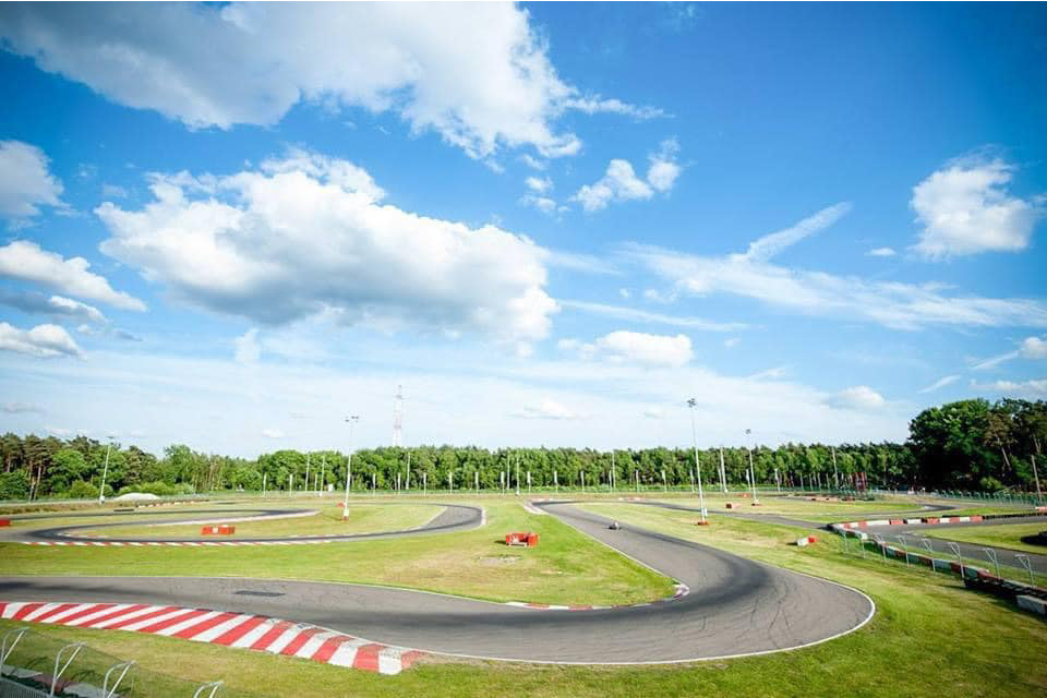 Champions of the future weekend anticipates the FIA season in Genk