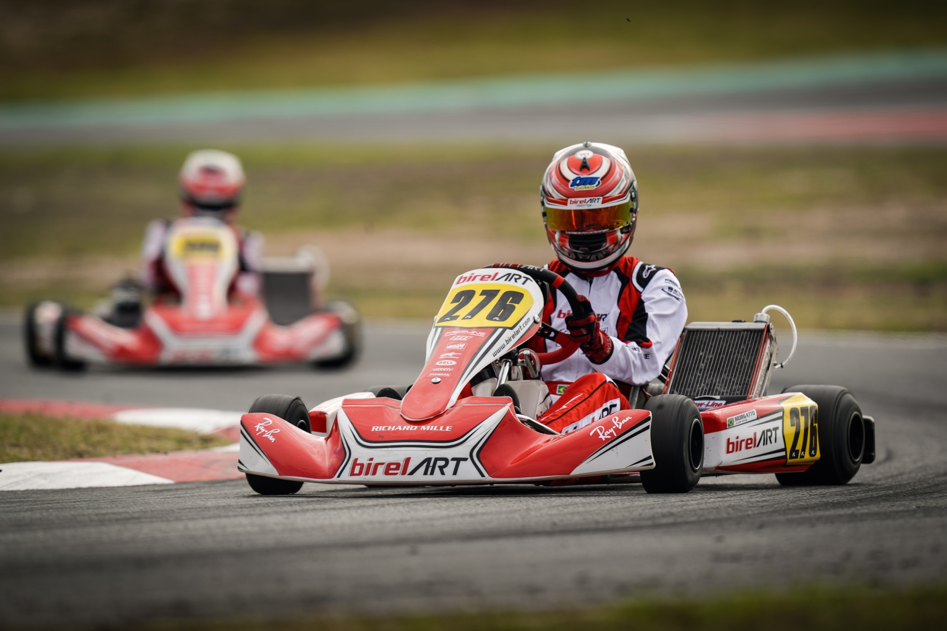 The Champions of the Future from Birel ART ready for the World Championship