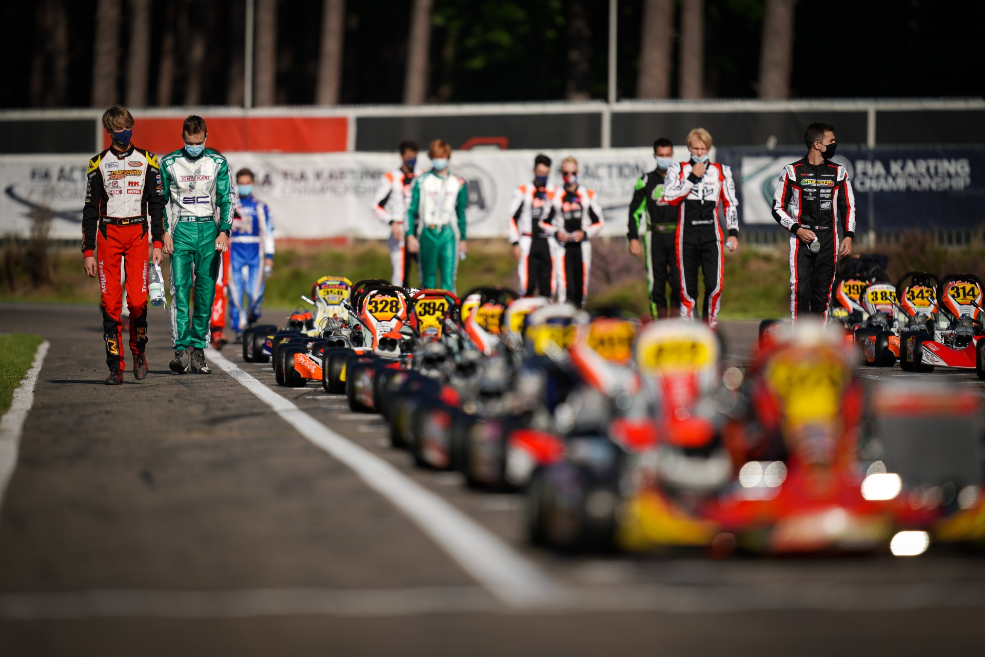 FIA Karting, World Championship - Who will be the new World Champion?