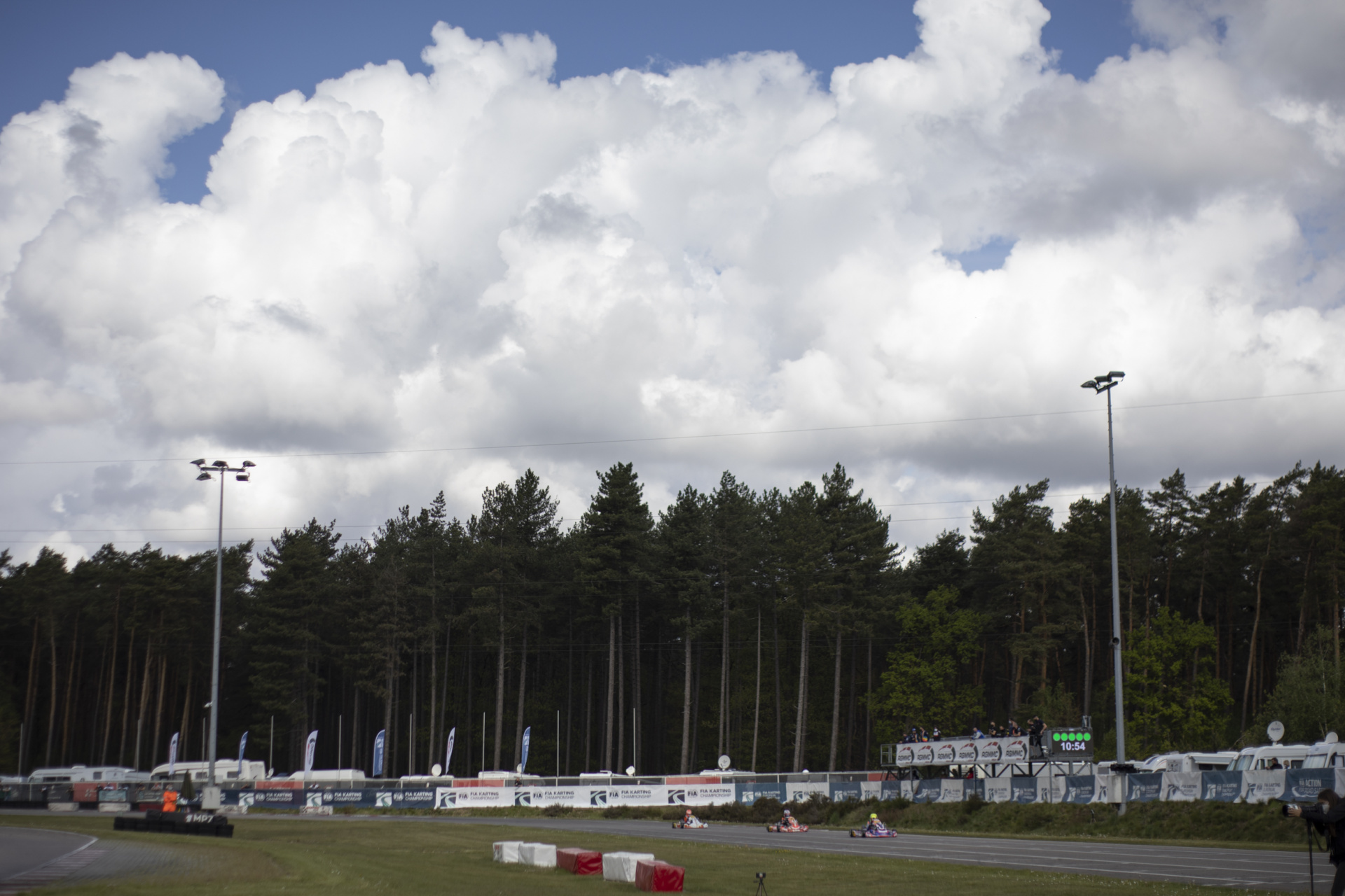 FIA Karting European Championship, Genk - Qualifying