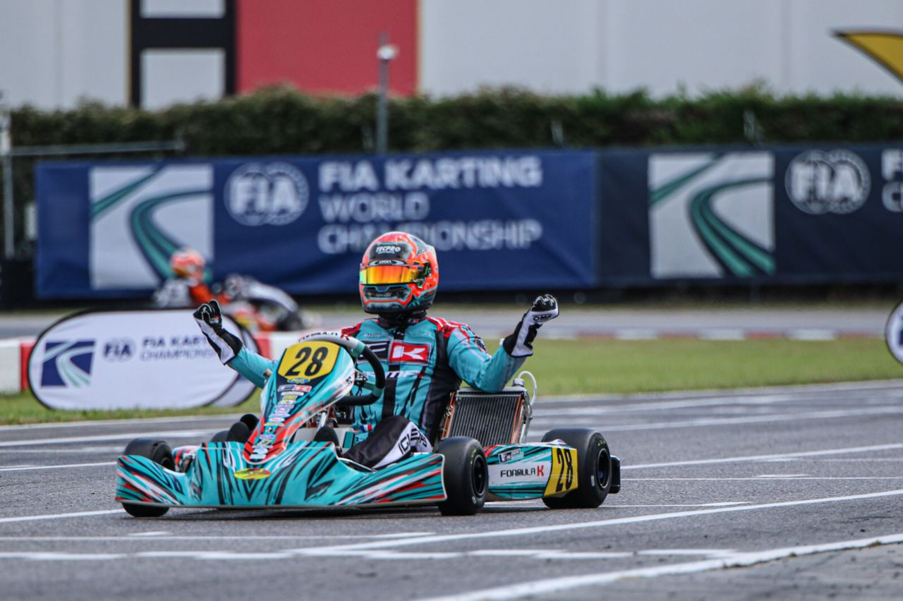 FIA Karting World Championship, Lonato - Iglesias is the new World Champion, Cunati wins the International Super Cup