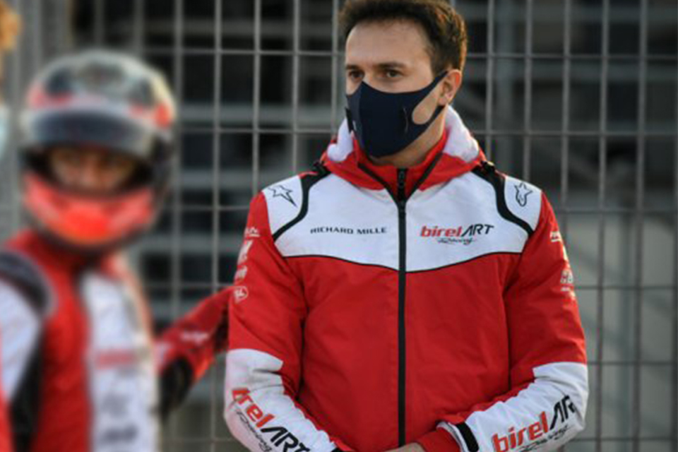 Riccardo Longhi is the new Birel ART Racing Team Manager