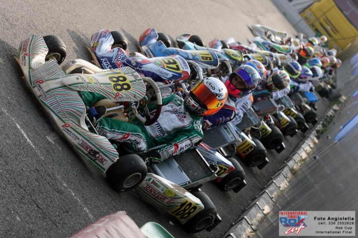 Rok Cup International Final 2018. 441 absolute protagonists